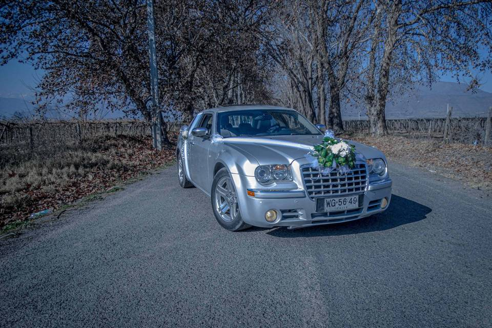 Get Married in a Chrysler