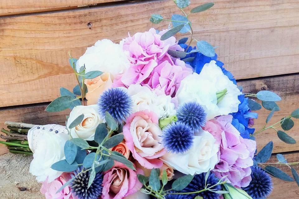 Flores & Piedras