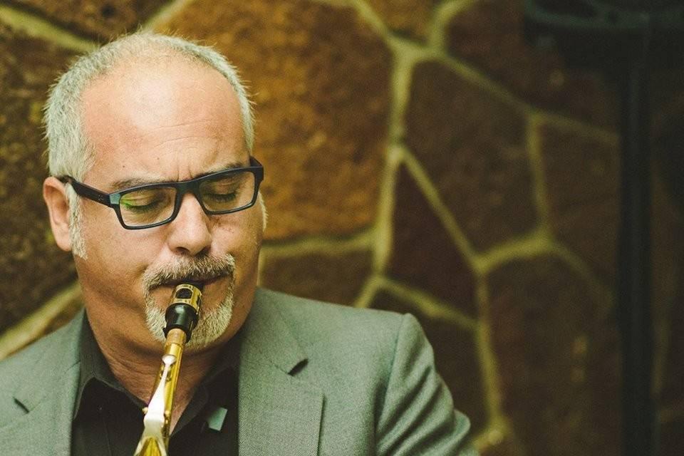 James Zanetta - Saxofonista