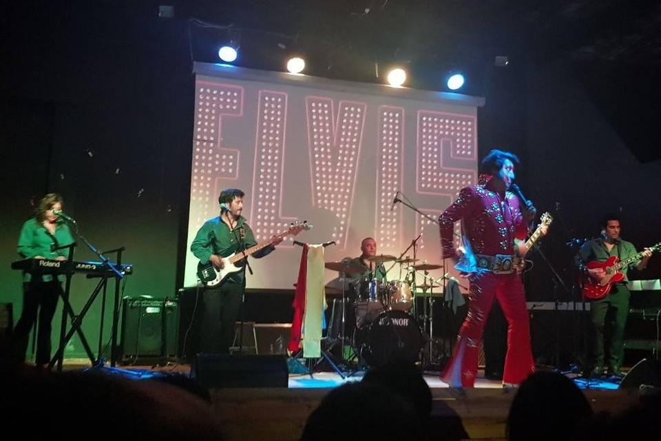 Elvis Memphis Band - Tributo Elvis Presley