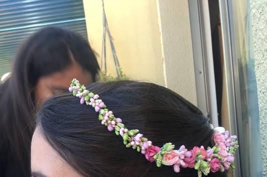 Corona Flores