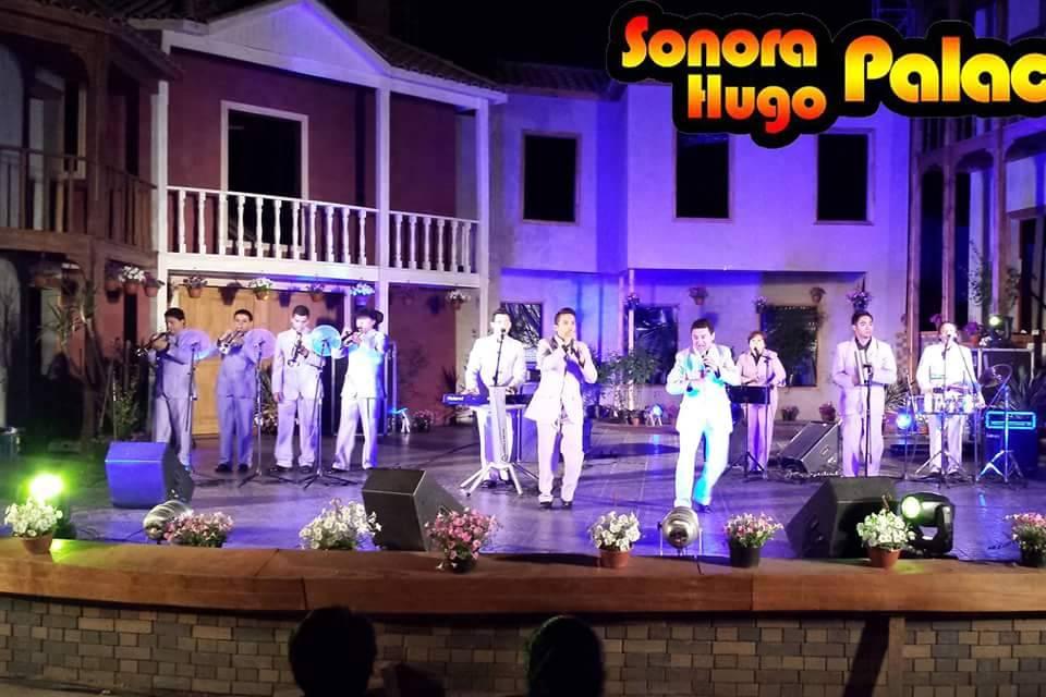 Sonora Hugo Palacios Jr