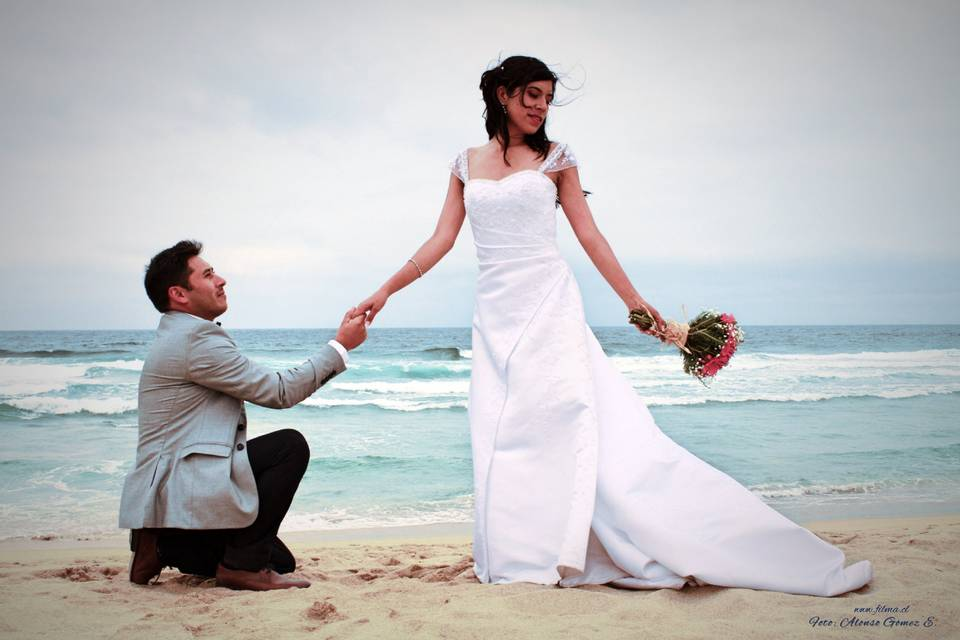 Post boda video y foto