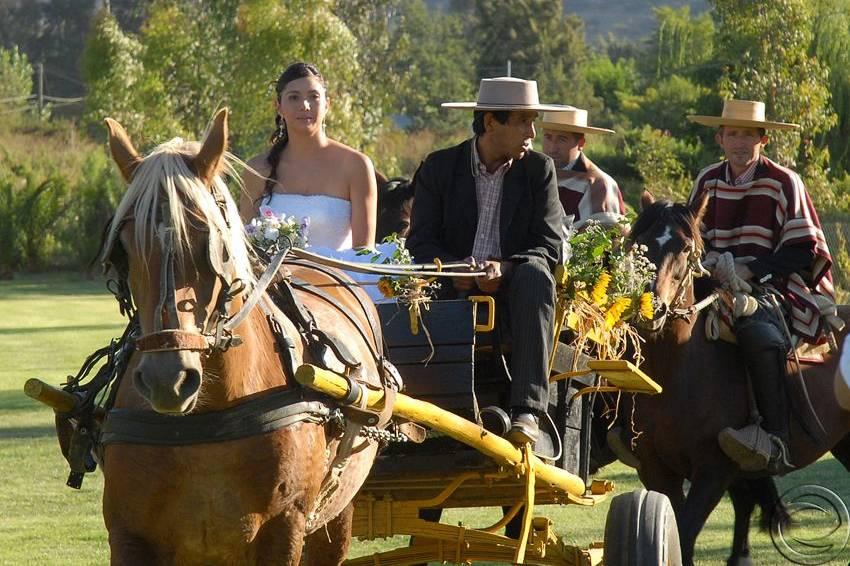 Matrimonio a la chilena