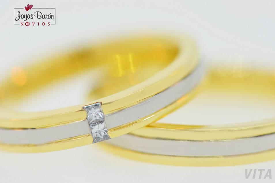 Diamamantes en cortes princesa