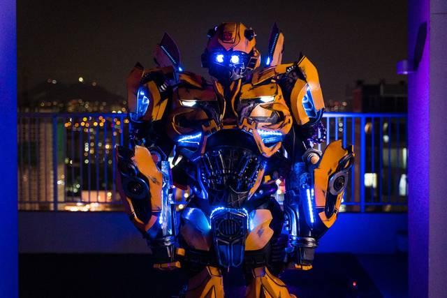 DJLedman - Robot Led