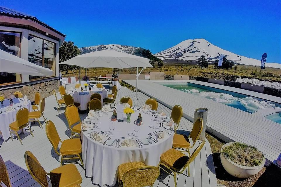 Corralco Mountain Resort