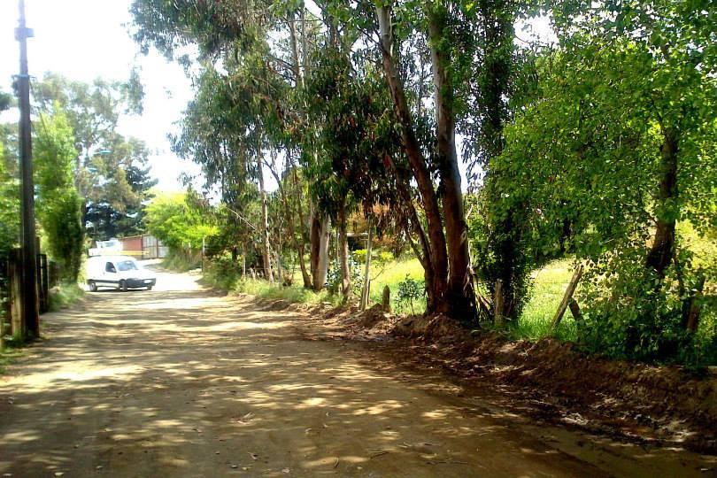 Vista calle el cerco