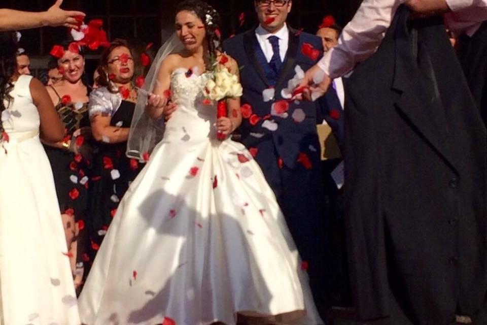 Matrimonio Karen y Enrique